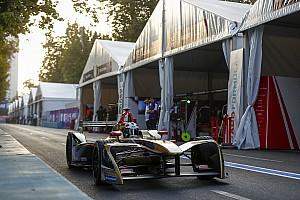Formule E Actualités Lotterer craint des accidents dans les stands