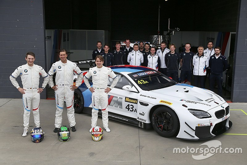 Bathurst 12 Hour: Schnitzer BMW tops first open practice