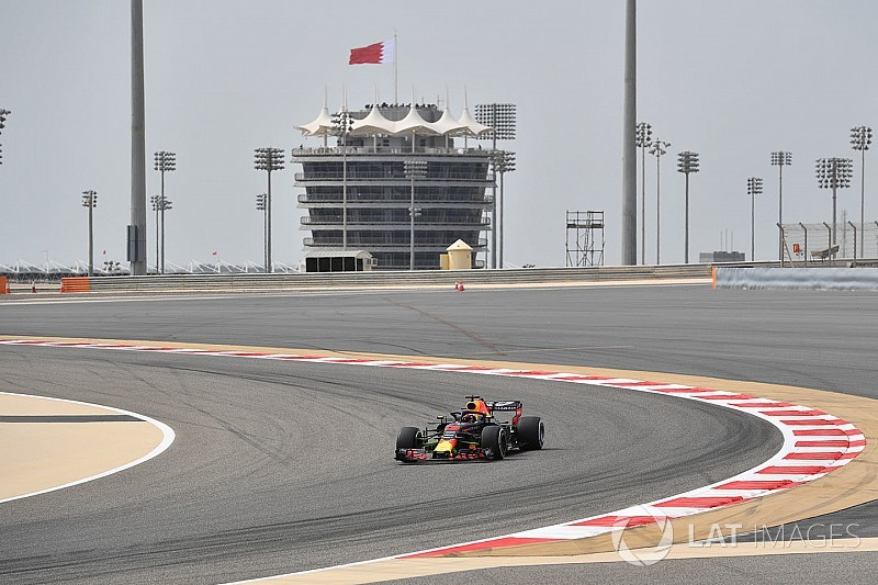 Red Bull protagoniza los libres 1 de Bahrein siendo la cara y la cruz
