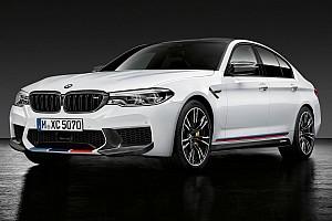 OTOMOBİL Son dakika BMW'den yeni M5 reklamı