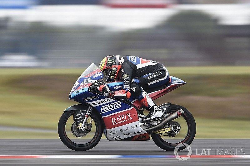 Argentina Moto3: Bezzecchi scores dominant maiden win