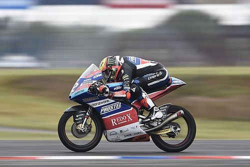 Moto3 Argentinië: Bezzecchi scoort dominante eerste overwinning