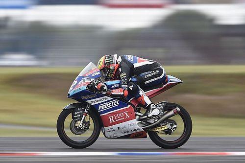 Moto3 Arjantin: Bezzecchi ilk zaferini rahat kazandı