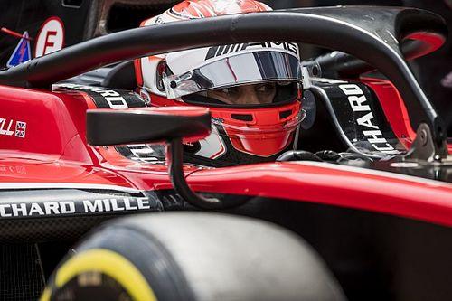 Russell consigue su primera pole en F2 en Paul Ricard