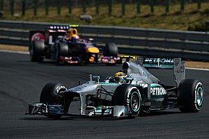 Ezen a napon nyert Hamilton először a Mercedesszel – éppen a Hungaroringen