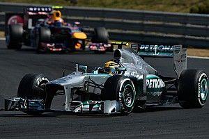 Diaporama - Les 60 victoires de Lewis Hamilton avec Mercedes