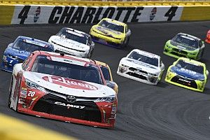Two NASCAR Xfinity Series crew chiefs suspended after Charlotte