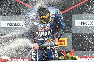 """Sandro Cortese jubelt über Donington-Sieg: """"Gipfel der Gefühle"""""""