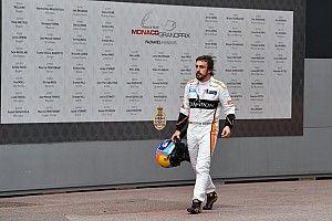 ألونسو: سباق موناكو كان الأكثر مللًا على الإطلاق في الفورمولا واحد
