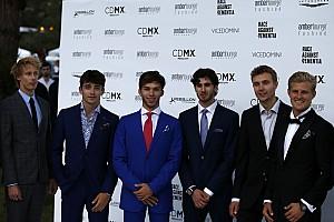 Fórmula 1 Galería Galería: los pilotos de F1 se convierten en modelos en Mónaco
