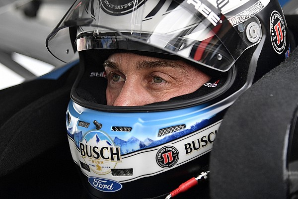 NASCAR Cup Breaking news Harvick takes blame for crash: