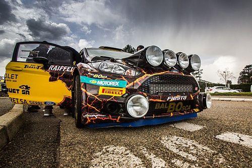 Rallye Pays du Gier : Sébastien Carron émerge du chaos