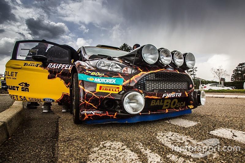 Rallye Pays du Gier : Sébastien Carron emerge dal caos