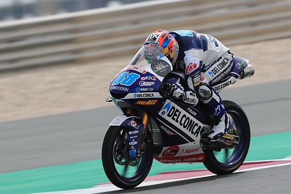 Moto3 Rennbericht Moto3 in Katar: Martin siegt vor Canet - Sturz für Öttl