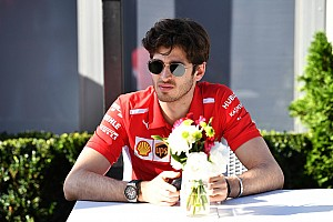 Le Mans Nieuws Giovinazzi en Derani met Ferrari naar Le Mans