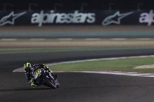 """Rossi dice que el viernes en Qatar """"no ha ido mal"""""""