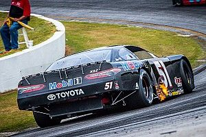 Raphaël Lessard takes 6th at Myrtle Beach Speedway