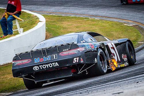Raphaël Lessard takes 6th at Myrtle Beach Speedway