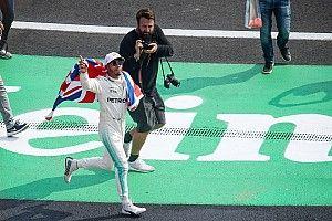 """El GP de México tiene un """"plan B"""" para la celebración del título de Hamilton"""