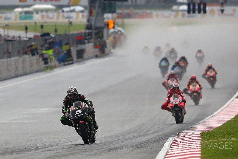 Zarco pide una Yamaha como la de Rossi y Viñales para el año que viene