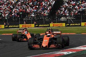 Эффективность обновлений стала сюрпризом для McLaren