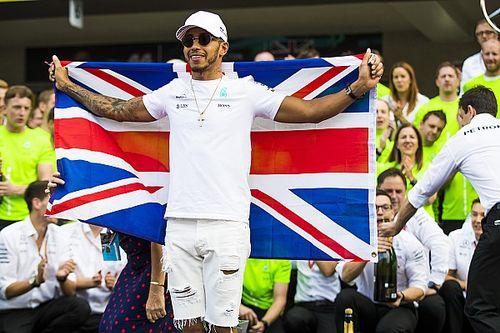 El nombre de Lewis Hamilton salta en los Paradise Papers