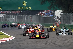 Formula 1 Breaking news Liberty evaluating F1 circuit design tweaks to improve racing