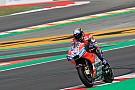 MotoGP Dovizioso aan kop in opwarmsessie GP van Catalonië