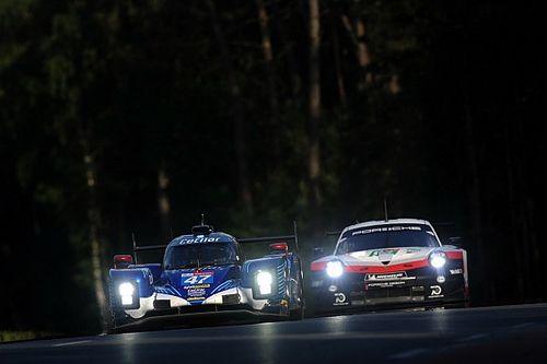Le Mans: Zware crash verstoort tweede kwalificatie