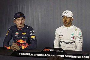 Verstappen déplore un traitement différent de l'erreur de Vettel