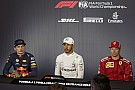 Formula 1 French GP: Post-race press conference