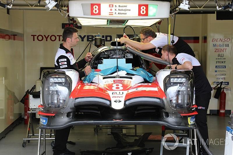 "Davidson: ""Aanpak Toyota in Le Mans als die van NASA"""