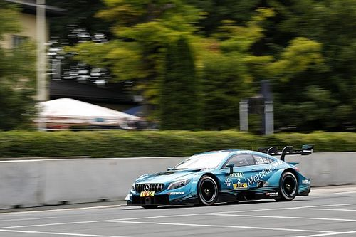 "Paffett ""very upset"" with Glock after Norisring duel"