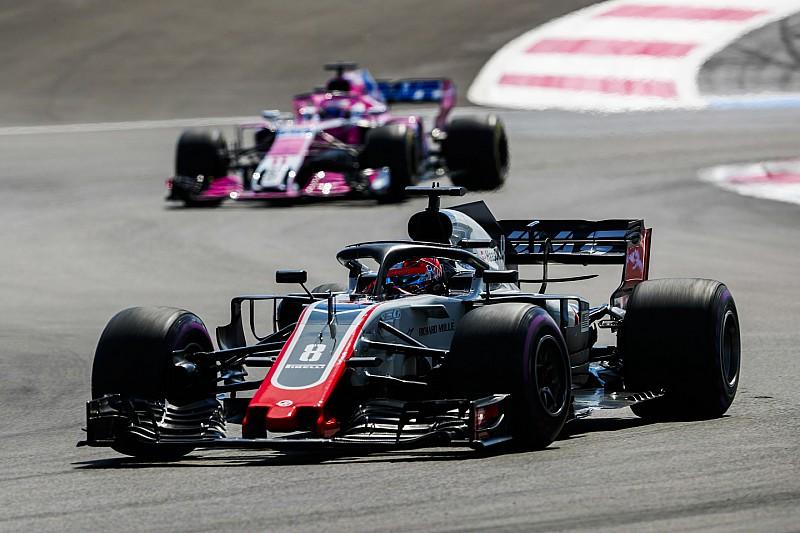 Pérez felajánlotta a szolgálatait a Haas-nak