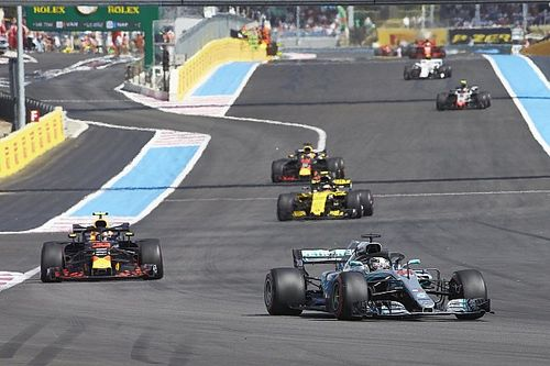 Dernière chance d'acheter vos billets pour le GP de France F1!