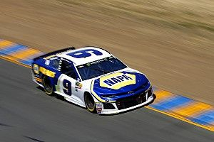 """Chase Elliott content with top-five at """"one of my worst"""" tracks"""