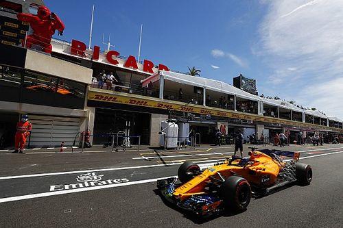"""Alonso : """"Zéro dépassement ; c'est la Formule1"""""""