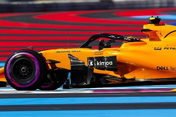 Formule 1 Actualités McLaren ne perçoit pas ses problèmes aéro en soufflerie