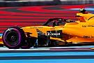 McLaren ne perçoit pas ses problèmes aéro en soufflerie