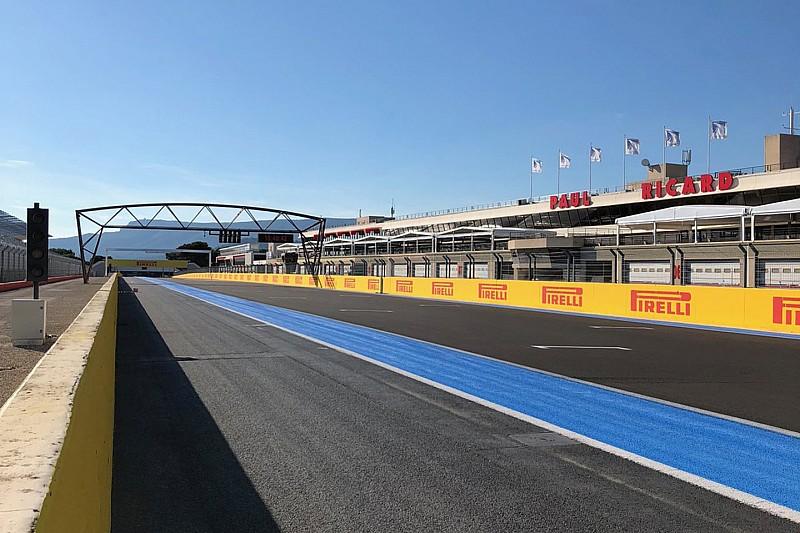 Los horarios para el GP de Francia