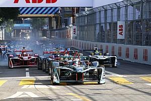 中国三亚加入电动方程式第五赛季赛程