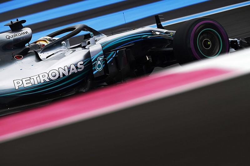 """Mesmo pole, Hamilton diz: """"Poderia ter ido um pouco melhor"""""""