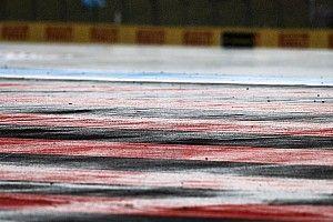 Troppa pioggia sul circuito di Monza, cancellate le Libere della GP3