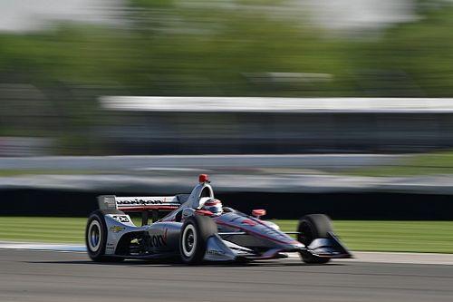 Power supera Wickens e é pole em Indy; Castroneves é 10º
