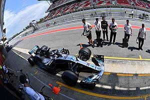 A Mercedes spéci első felfüggesztéssel készül Monacóra
