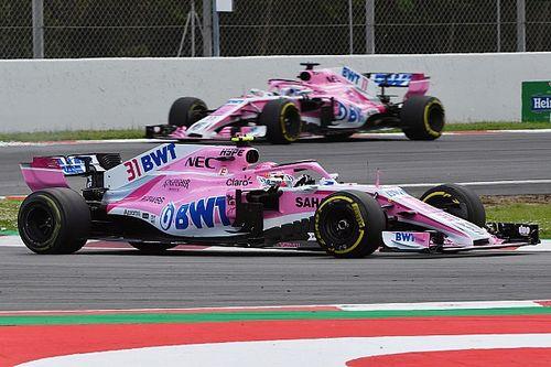 Force India promete mais novidades para GP de Mônaco