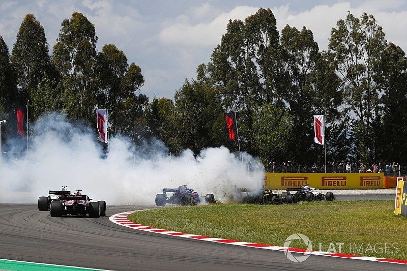Gasly would have apologised if he was Grosjean
