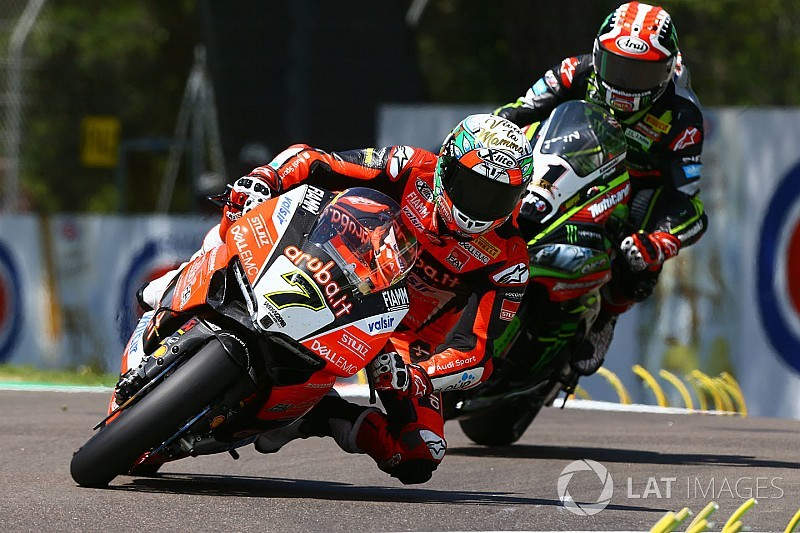 Superbike-WM 2018 Donington Park: TV-Übertragung & Livestream