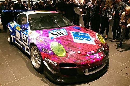 Porsche Club Ticino: svelata l'auto per la 24 Ore del Nürburgring