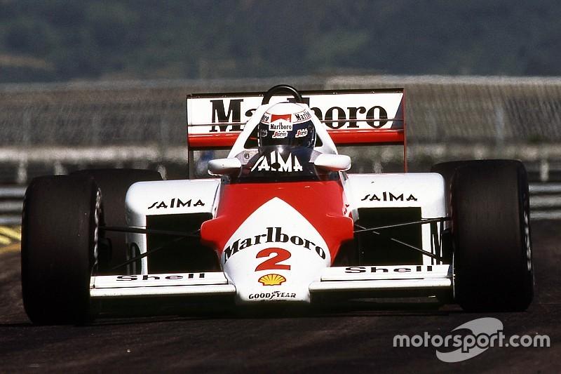 Galería: todos los coches de Alain Prost en Fórmula 1